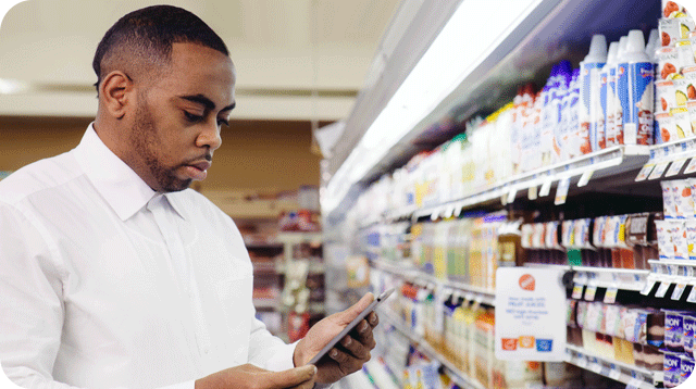 Retail Execution Solutions for CPG Field Teams