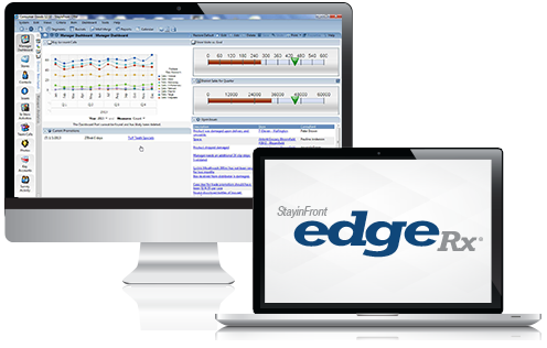 StayinFront EdgeRx is a Complete Life Sciences CRM, Analytics and Reporting Solution